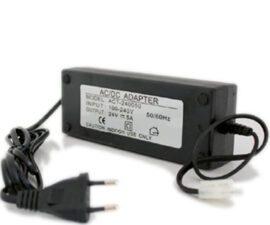 24 V. Elektronik Adaptör 5 A (400 GPD Pompa için)