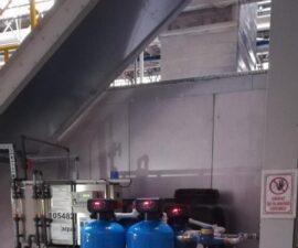 Aktif Karbon Filtrasyon Cihazları