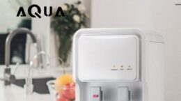 Aqua Arıtmalı Set Üstü Su Sebili