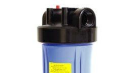 "10"" Big Blue Filtre Kabı Mat 1-1/2"