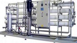 Ters Ozmoz ve Filtrasyon Cihazları